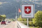 Switzerland A Borderline Case by Adrian Hill