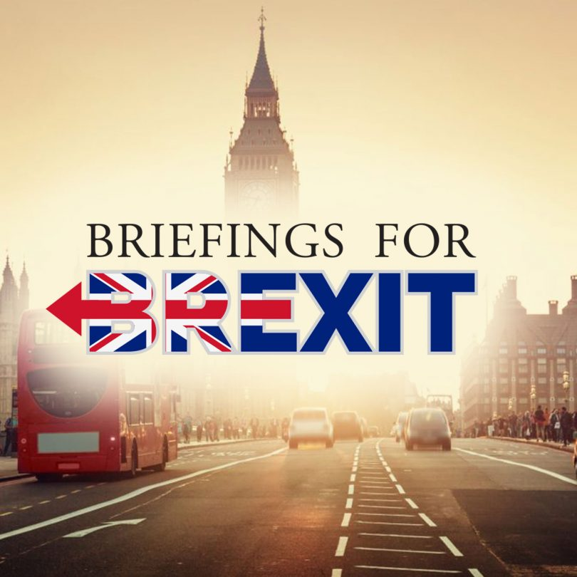 Briefings For Brexit Podcast