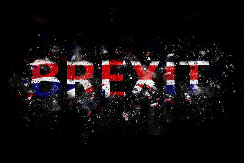brexit wreck