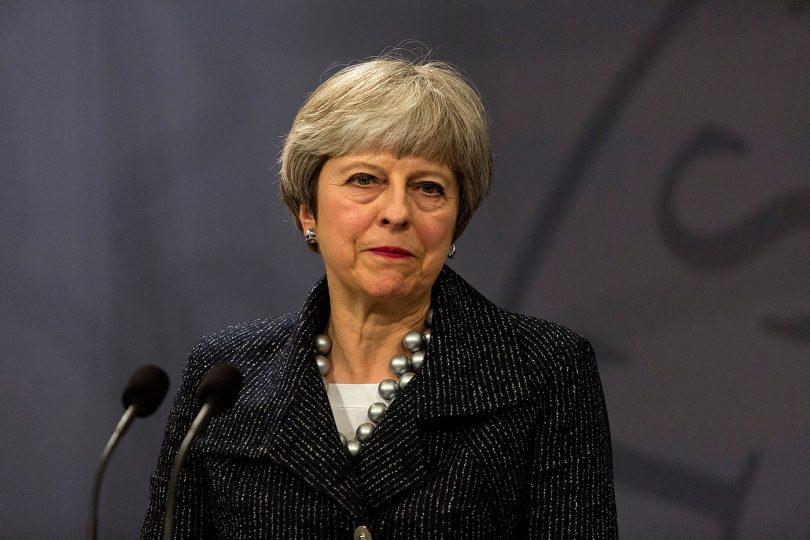 theresa may prime minister
