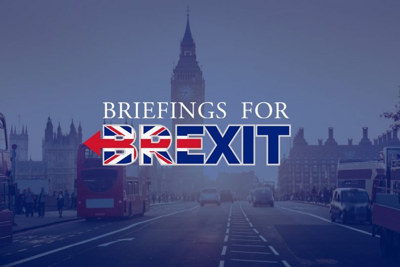 Briefings For Brexit