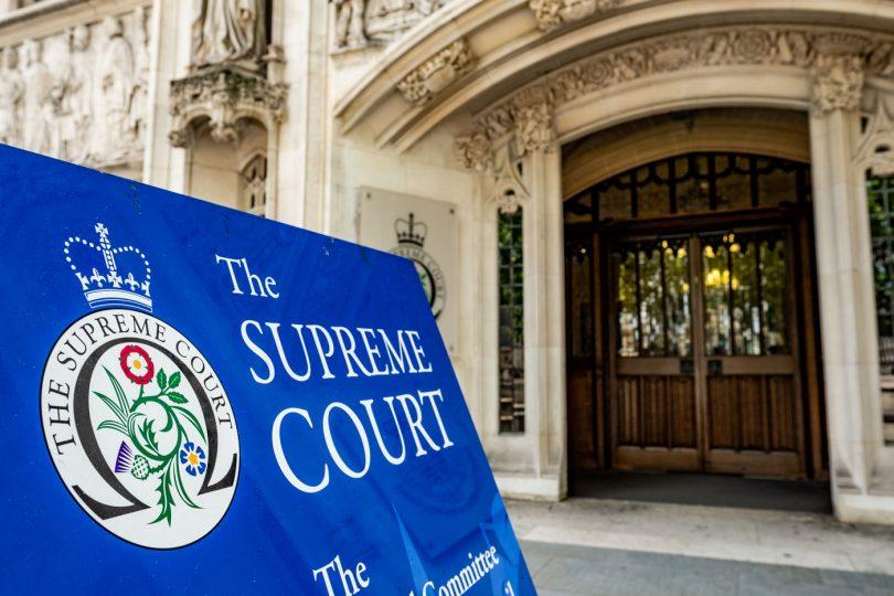 Supreme Court on Shaky Ground
