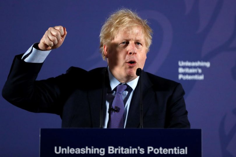 Prime Minister's speech in Greenwich 3 February 2020
