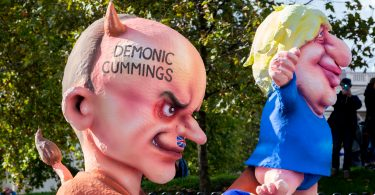 demonic Cummings