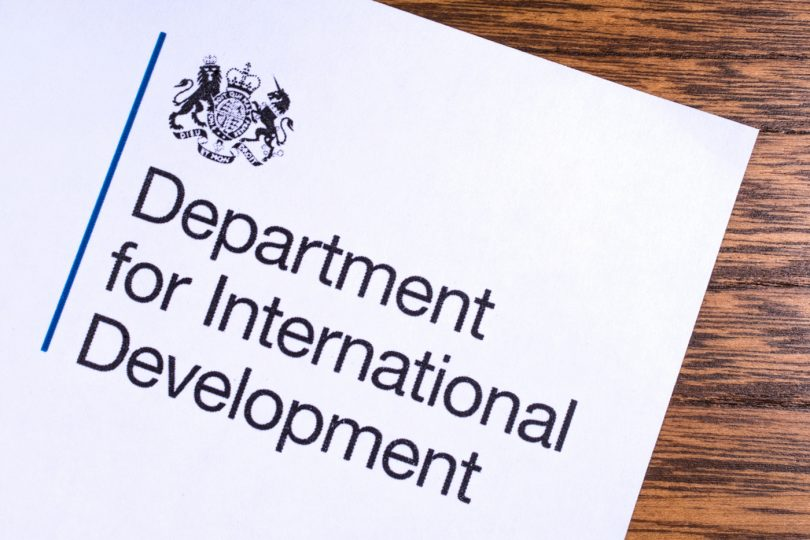 DfID adieu – I shall not lament your passing