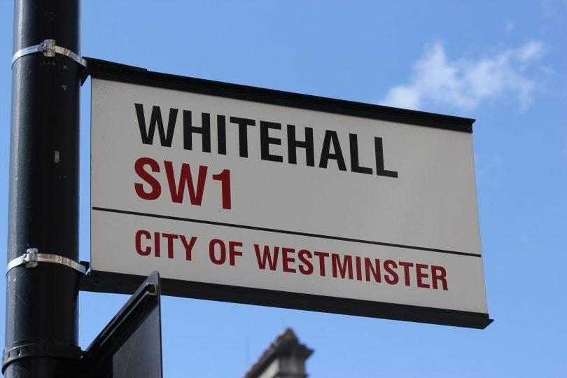 whitehall westminster