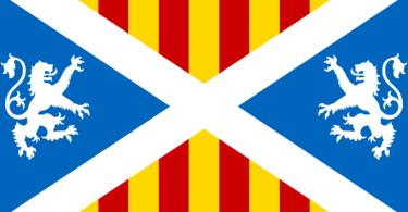 yes scottish flag